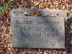 Claude Andrews