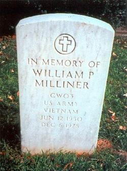 CWO William Patrick Milliner