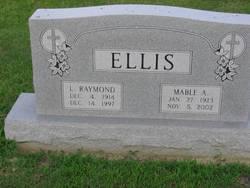 L. Raymond Ellis