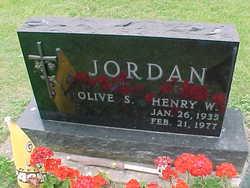 Henry Wendell Jordan