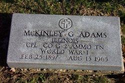 McKinley G. Adams