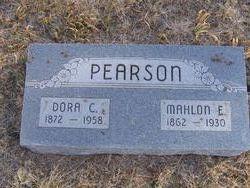 Dora Catherine <I>Allen</I> Pearson