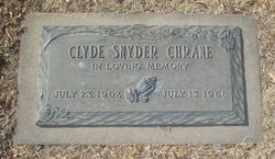 Clyde Snyder Chrane