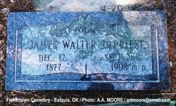 James Walter DePriest
