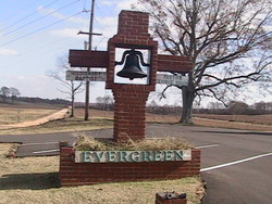 Evergreen Baptist Cemetery