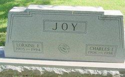 Loraine F Joy