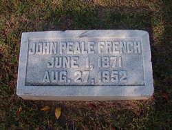 John Peale French
