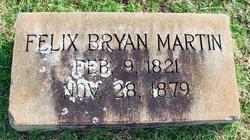 Felix Bryan Martin