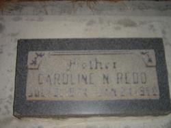 Caroline <I>Nielson</I> Redd