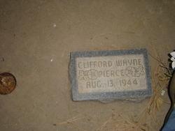 Clifford Wayne Pierce