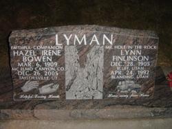 Lynn Finlinson Lyman