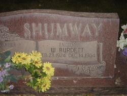 Walter Burdett Shumway