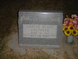 Larene <I>Black</I> Sheppard