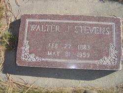 Walter Joshua Stevens, Jr