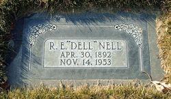 "Rufus Edelbert ""Dell"" Nell"