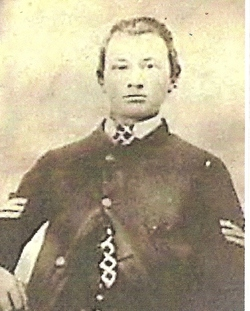 Sgt Benjamin F Kilgore