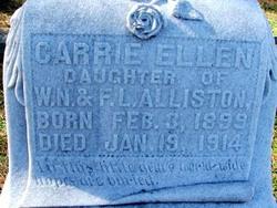 Carrie Ellen Alliston