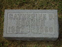 Catherine D Connor