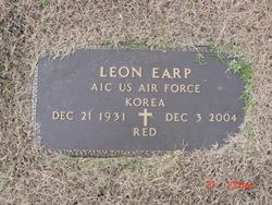 "Leon ""Red"" Earp"