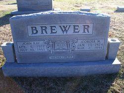 Cordia <I>Thompson</I> Brewer