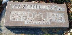 Samuel Columbus Bodell