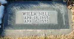 Willa <I>Mittendorf</I> Nell