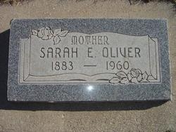 Sarah Elizabeth <I>Dalton</I> Oliver