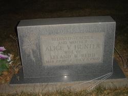 Alice Vera <I>Hunter</I> Redd