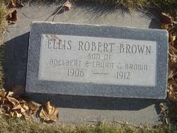 Ellis Robert Brown