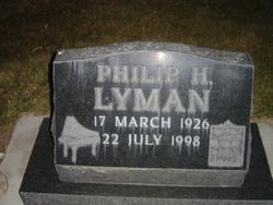 Philip H Lyman