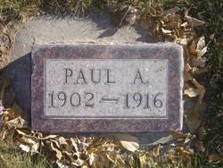 Paul Allan Nix
