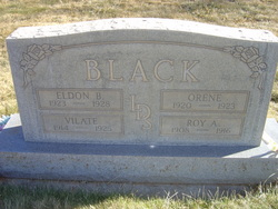 Eldon Brown Black