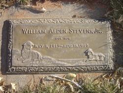 William Alden Stevens, Jr