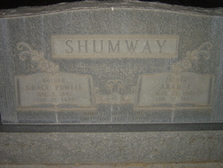 Arah E Shumway