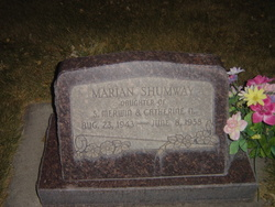 Marian Shumway