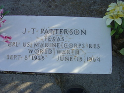 J T Patterson