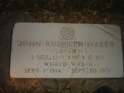 John Rudolph Nazer