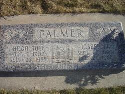 Hilda Grace <I>Rose</I> Palmer