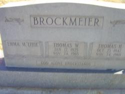 Thomas Wesley Brockmeier