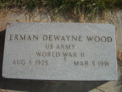 Erman Dewayne Wood
