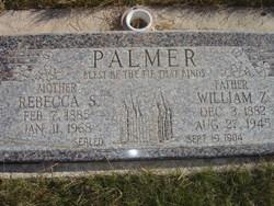 """William Zemira """"Will"""" Palmer"""