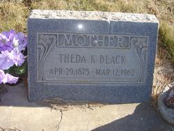 Theda <I>Kartchner</I> Black