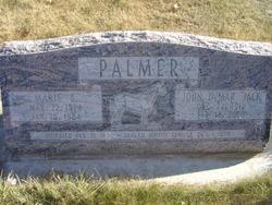Marie Barton Palmer