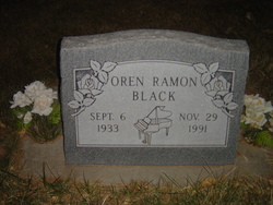 Oren Ramon Black