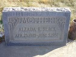 Elzada <I>Kartchner</I> Black