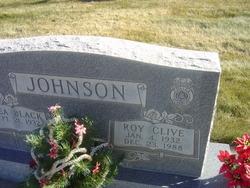 Roy Clive Johnson