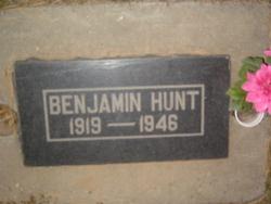 Benjamin T Hunt