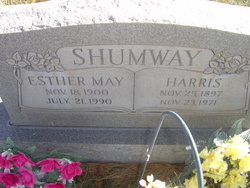 Esther May <I>Price</I> Shumway
