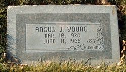 Angus Junior Young