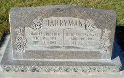 Ruth E. <I>Copenhaver</I> Harryman